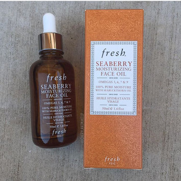 Photo of Fresh Seaberry Moisturizing Face Oil uploaded by Cheryl S.