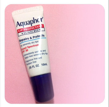 Aquaphor Lip Protectant/Sunscreen Broad Spectrum SPF 30 uploaded by Haley Mariah T.