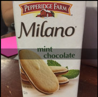 Pepperidge Farm Milano Chocolate Mint Cookies uploaded by Kelli G.
