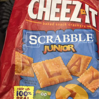 Cheez-It® Scrabble Junior Baked Snack Crackers uploaded by Faith S.