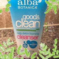 Alba Botanica Good & Clean™ Daily Detox Foaming Cleanser uploaded by Cassandra W.