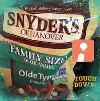 Snyder's of Hanover Old Tyme Pretzels The Pounder uploaded by Tracey L.
