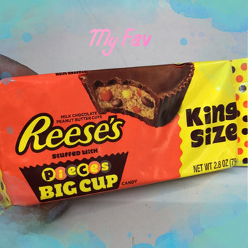 Photo of Reese's Pieces Peanut Butter Cup uploaded by Rose P.