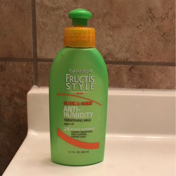 Photo of Garnier Fructis Style Anti-Humidity Smoothing Milk uploaded by Carla P.