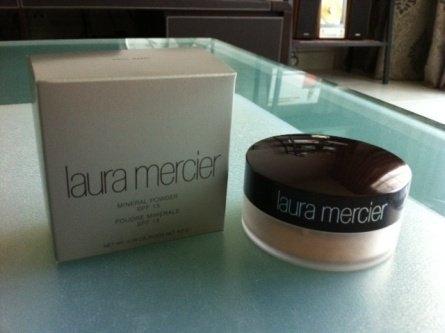 Laura Mercier Mineral Powder uploaded by christie p.