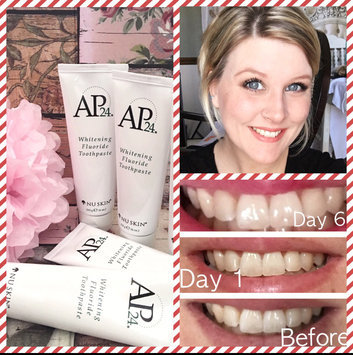 AP-24 Whitening Fluoride Toothpaste uploaded by Ashley G.