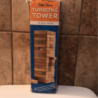 Tumbling Tower Game uploaded by Carla P.