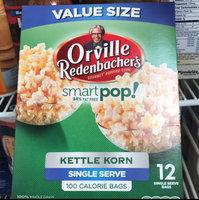 Orville Redenbacher's Gourmet Popping Corn Smartpop! Kettle Corn uploaded by Diana D.