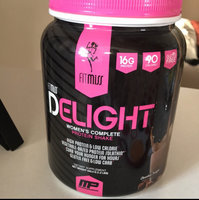 FitMiss Delight Women's Premium Healthy Nutrition Shake, Chocolate Delight, 1.2 lbs uploaded by Diana D.