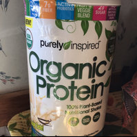 Purely Inspired Organic Protein 100% Plant-Based Nutritional Shake uploaded by Diana D.