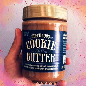 Photo of Trader Joe's Speculoos Cookie Butter uploaded by Marlene G.