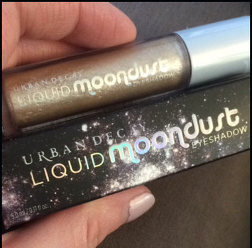 Urban Decay Liquid Moondust Eyeshadow uploaded by Anna M.
