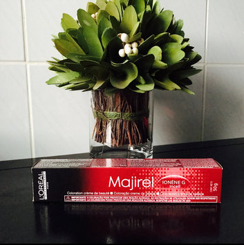 Photo of L'Oréal Paris Majirel Permanent Color Creme Ionene G Incell uploaded by Gisele S.