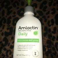 AmLactin Moisturizing Lotion uploaded by Lacey A.
