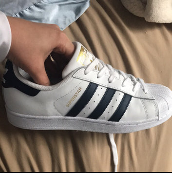 Photo of adidas Women's Superstar Casual Sneakers from Finish Line uploaded by Ibania G.