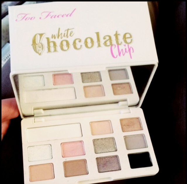 Too Faced White Chocolate Chip Eye Shadow Palette uploaded by Anna M.