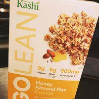 Kashi® Heart To Heart Honey Toasted Oat Cereal uploaded by Sondra B.