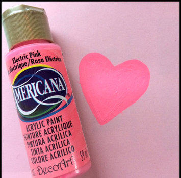 Photo of Mobitech Deco Art Americana Acrylic Paint 2 oz-Electric Pink uploaded by Haley Mariah T.