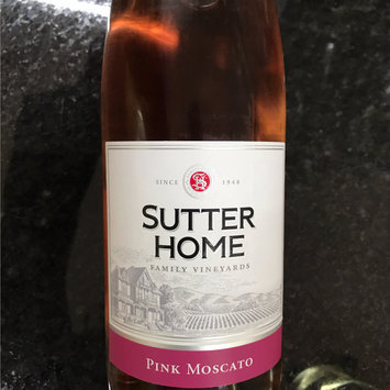 Photo of Sutter Home Pink Moscato 750 ml uploaded by Rose P.