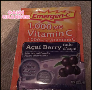 Photo of Emergen-C 1000mg Vitamin C – Acai Berry uploaded by Jolene G.