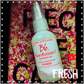 Bumble and bumble Hairdresser's Invisible Oil Primer uploaded by Viola C.