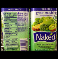 Naked Boosted 100% Juice Smoothie Red Machine uploaded by Roaa A.