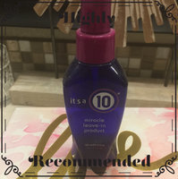 It's A 10 Miracle Leave In - 2oz uploaded by Sue S.