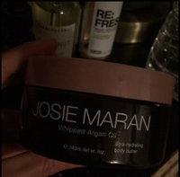 Josie Maran Whipped Argon Oil Soft Pink Radiance + Vanilla Fig Scent 2oz uploaded by Katie N.
