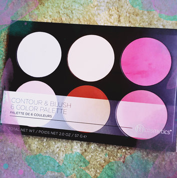 BH Cosmetics Contour and Blush Palette uploaded by Angel F.
