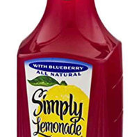 Simply Lemonade With Blueberry Juice uploaded by Brittany R.