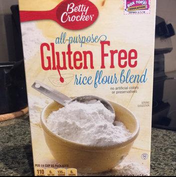 Photo of Betty Crocker™ Gluten Free Rice Flour Blend uploaded by luisana l.