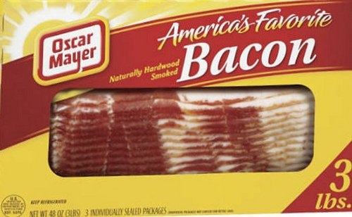 Oscar Mayer Bacon  uploaded by Heather S.