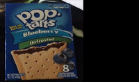Kellogg's Pop-Tarts Wildlicious Frosted Wild Berry Toasted Pastries uploaded by Courtney M.