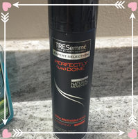 TRESemmé Expert Selection Perfectly (un)Done Hairspray, Ultra Brushable Hold uploaded by Brittany C.