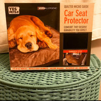 Arlee Home Fashions Inc Yes Pets Quilt Suede Waterproof Tear Proof Hammock Style Car Seat Cover uploaded by Marissa T.
