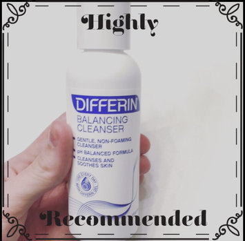 Photo of Differin® Balancing Cleanser 4 fl. oz. Box uploaded by Krista S.