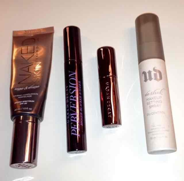 Urban Decay De-Slick Makeup Setting Spray uploaded by Giselle L.
