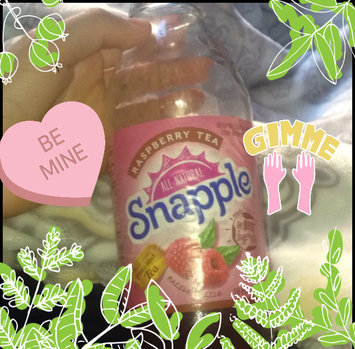 Photo of Snapple All Natural Raspberry Tea uploaded by Angelina L.