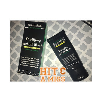 Shills - Acne Purifying Peel-Off Black Mask 50ml uploaded by Maryah J.