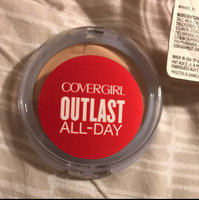 COVERGIRL Outlast All-Day Matte Finishing Powder uploaded by Diana D.
