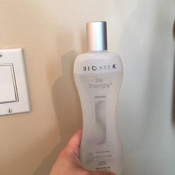 Biosilk Silk Therapy Treatment, 12 fl oz uploaded by Tara K.