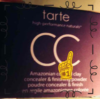 tarte Colored Clay Concealer & Finishing Powder uploaded by Kristy S.