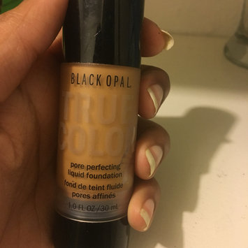 Photo of Black Opal True Color Pore Perfecting Liquid Foundation, 1 fl oz uploaded by Velvet F.