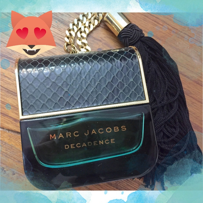 Marc Jacobs Decadence Eau de Parfum uploaded by LIZ S.