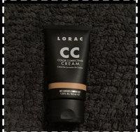 LORAC CC Color Correcting Cream CC3 Tan 1.23 oz uploaded by Ashley F.