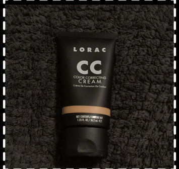 LORAC CC Color Correcting Cream CC3 Tan 1.23 oz uploaded by Ashley F.