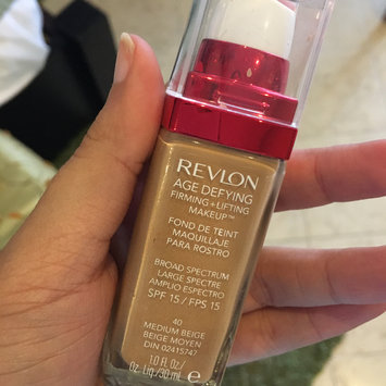 Photo of Revlon Age Defying With DNA Advantage Cream Makeup SPF 20 uploaded by Kaleisy B.