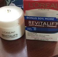 L'Oréal Paris Revitalift Complete Anti-Wrinkle & Firming Moisturizer Night Cream uploaded by Lorena M.