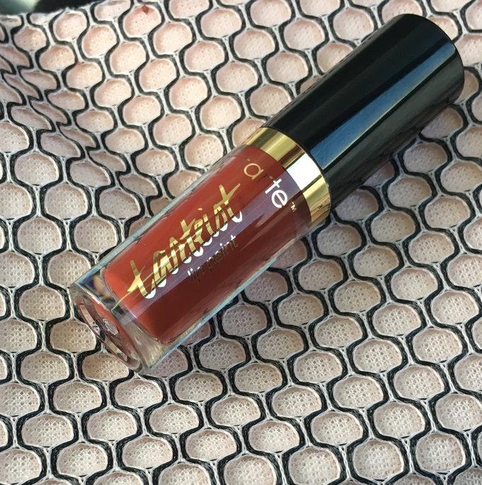 tarte Tarteist Quick Dry Matte Lip Paint uploaded by SiddeeQah L.