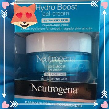 Neutrogena Hydro Boost Gel-Cream Extra-Dry Skin uploaded by Vishra P.